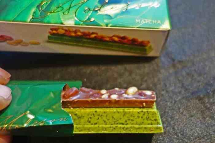 KitKat Chocolatory Moleson Matcha