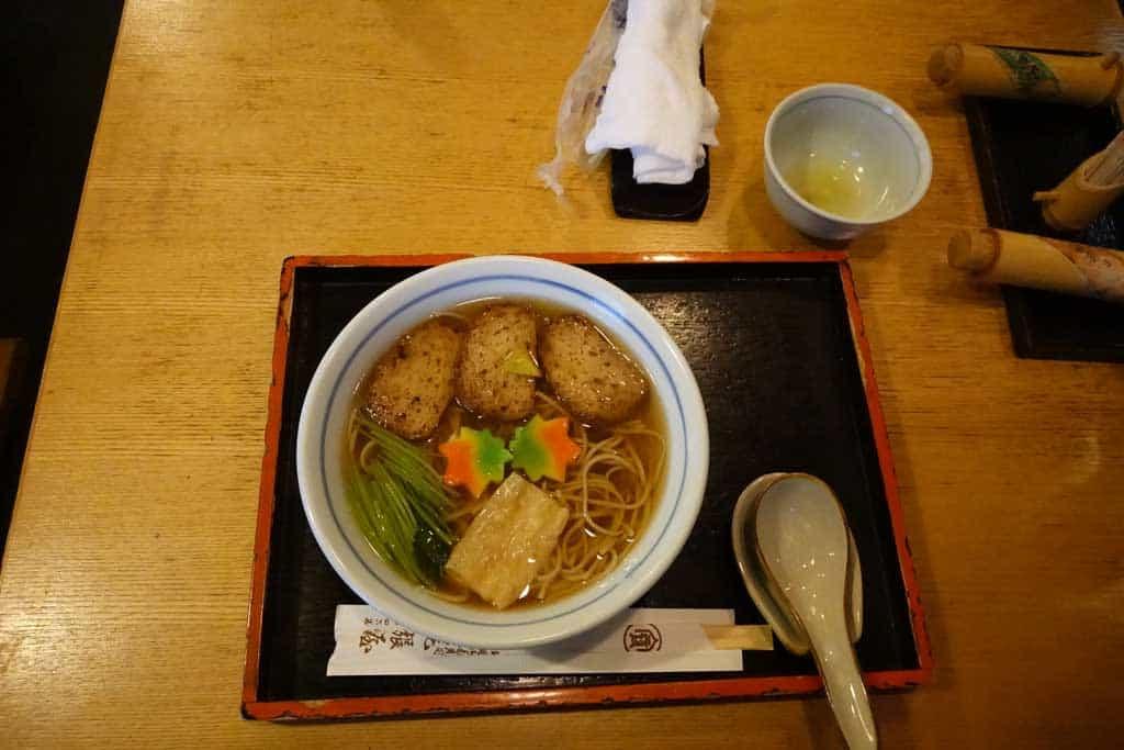 Seeking Spice in Japan 7: Honke Owariya, Kyoto