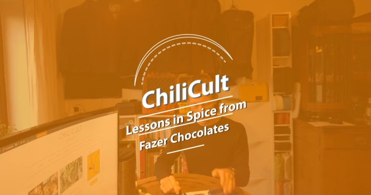 Lessons in Spice from Fazer Chocolates