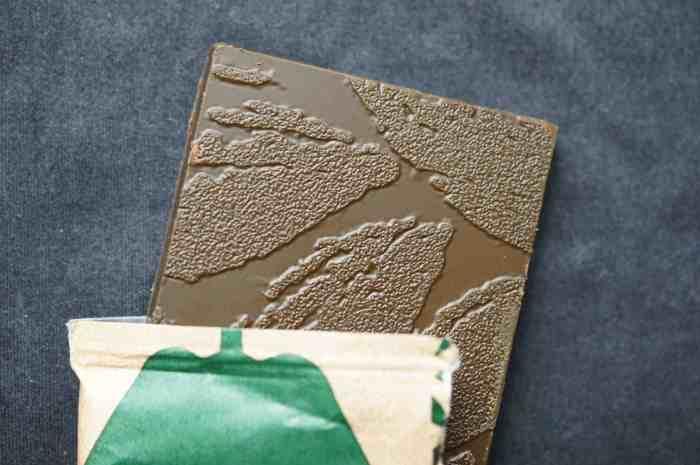 Meiji The Chocolate Matcha