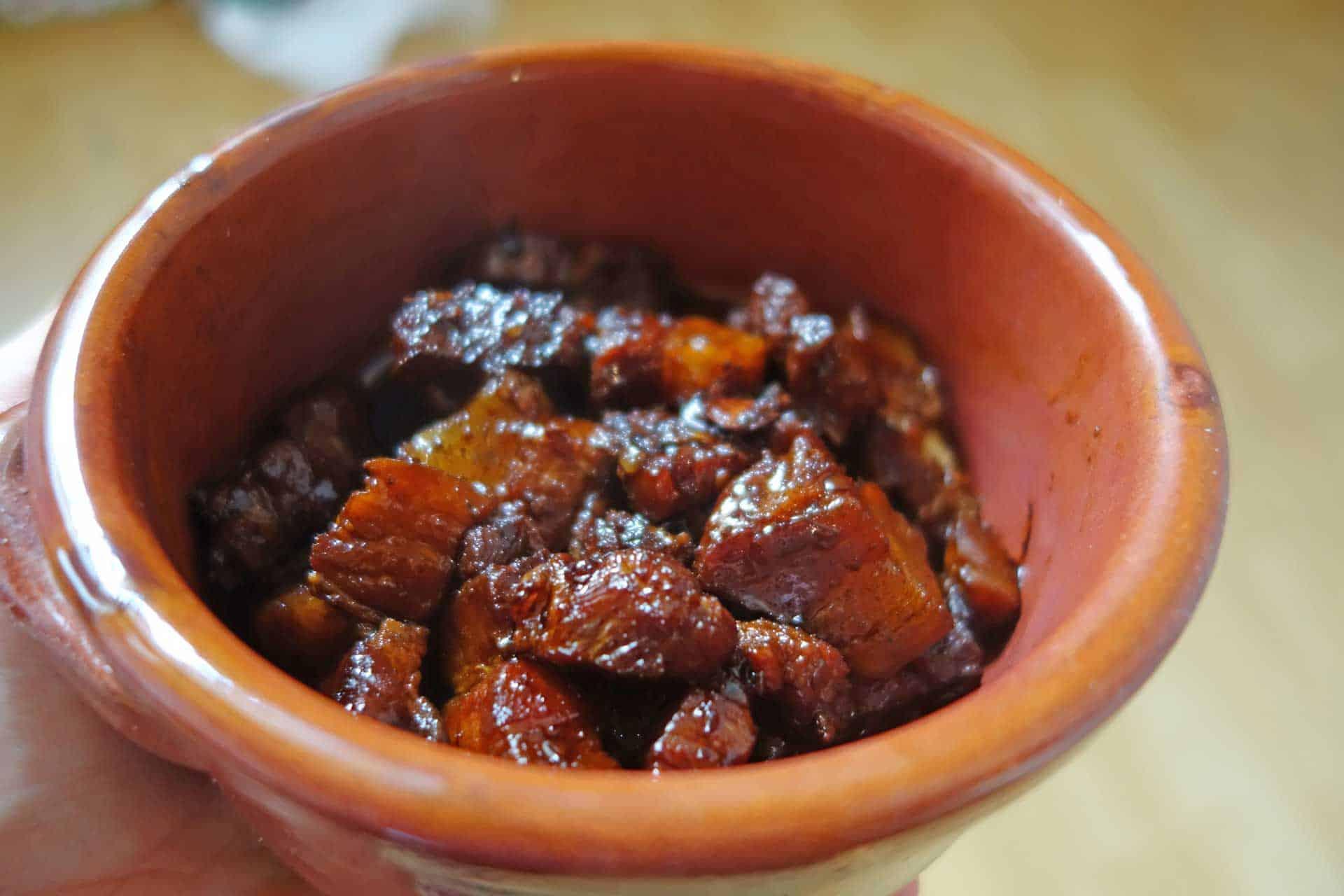 Entzuckend Kochen Mit ChiliCult: Hong Shao Rou, Mao Zedong Stil