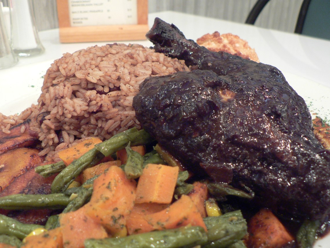 """Jerk chicken"" photo from stu_spivack, flickr (Creative Commons)"