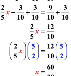 Solving Two-Step Equations - ChiliMath [ 1102 x 728 Pixel ]