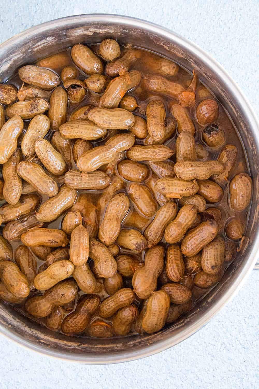 Cajun Boiled Peanuts  Chili Pepper Madness