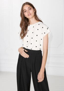& Other Stories Silk Top £45.00
