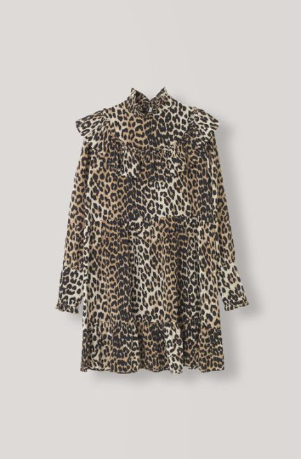 Ganni Silk Dress £295