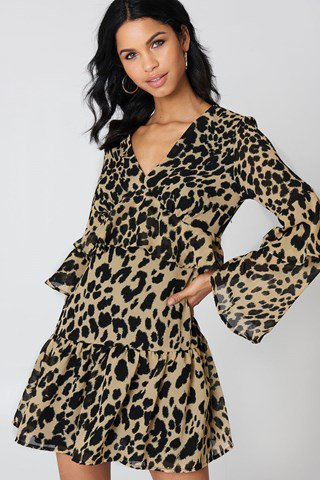 NA-KD Babydoll Dress £29.95