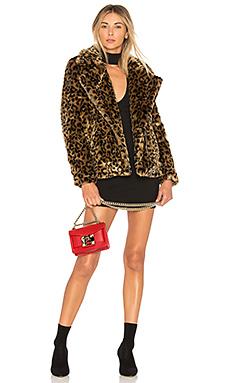 REVOLVE Dallas Faux Fur Coat £86.78