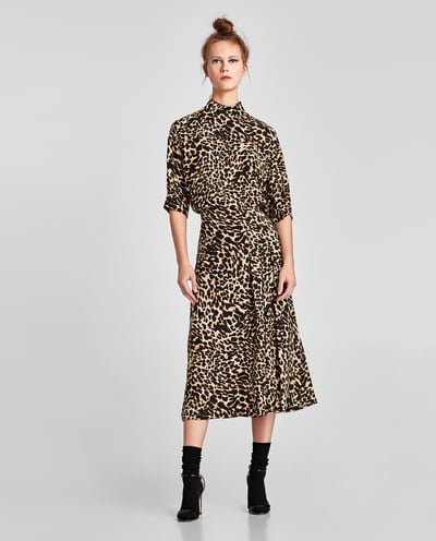 ZARA Skirt £29.99 Top £29.99