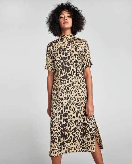 ZARA shift dress £39.99