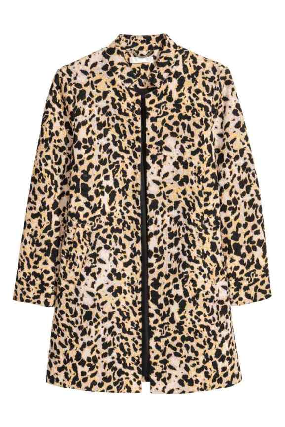 HM Short Coat £25.99