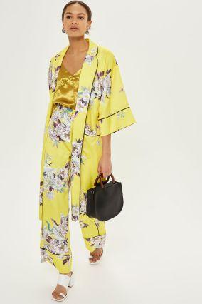 TOPSHOP Kimono £69.00 Trousers £49.00