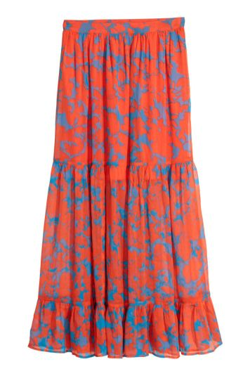 HM Calf Length Skirt £24.99