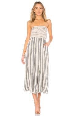 STRIPE ME UP DRESS FREE PEOPLE Free People £119.77