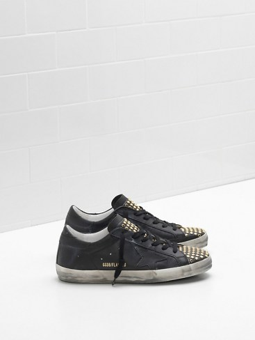 Golden Goose SUPERSTAR Sneakers Flag €525.00