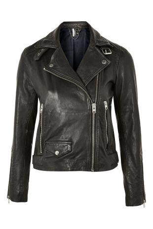 Topshop Leather Jacket £169