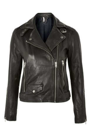 Topshop Leather Jacket £169