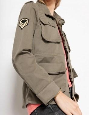 Reiko Army Jacket €102
