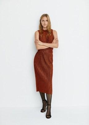 Mango Textured Skirt £39.99