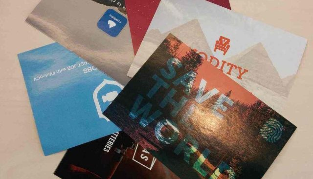 Flyers - 10 Types of Print Marketing That Help Your Business - Chilliprinting