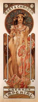 Alphonse Mucha - What Are The Different Types Of Posters