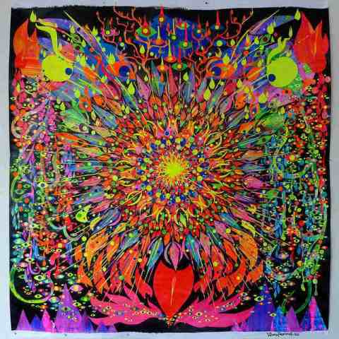 Blacklight Posters - What Are The Different Types Of Posters