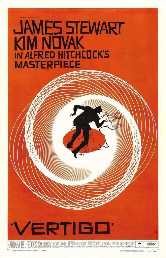 Vertigo Movie Posters - What Are The Different Types Of Posters