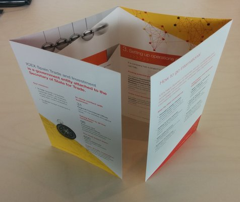 brochure - difference between flyers leaflets brochures booklets - chilliprinting