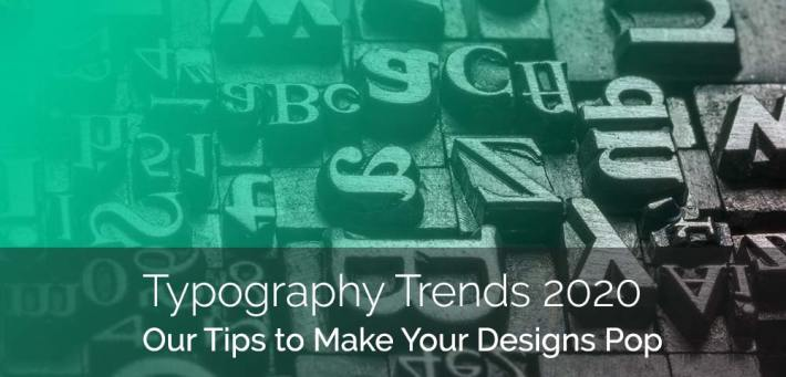 11 Hottest Typography Trends Of 2020