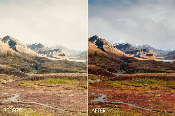 play with brightness and contrast - Photo Editing Tips and Trends - chilliprinting