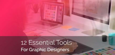 12 Essential Tools for Graphic Designers