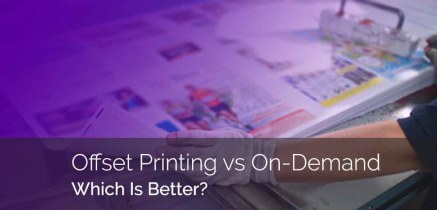 Offset Printing vs Print-On-Demand: Which Is Better?