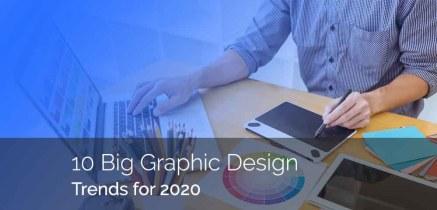 10 Biggest Graphic Design Trends for 2020