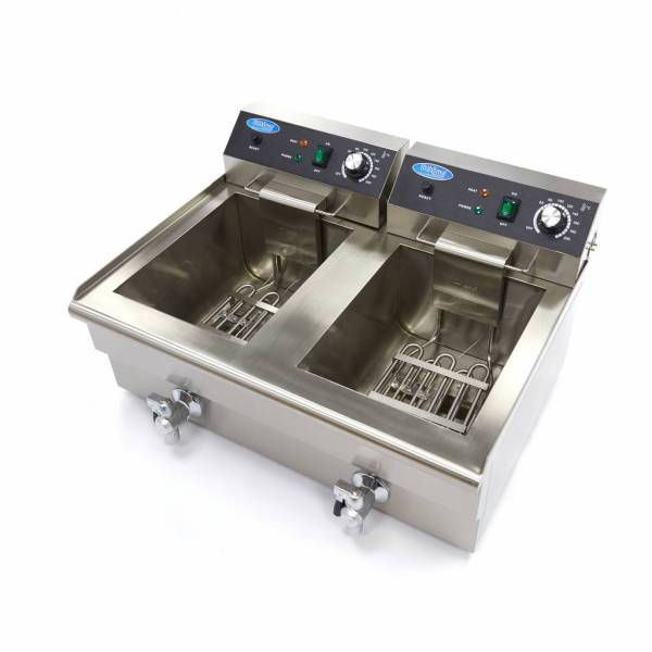 maxima-electric-fryer-2-x-16l-with-faucet dessus)