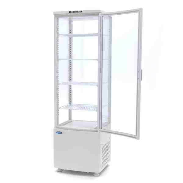 maxima-refrigerated-display-case-235l-white (3)