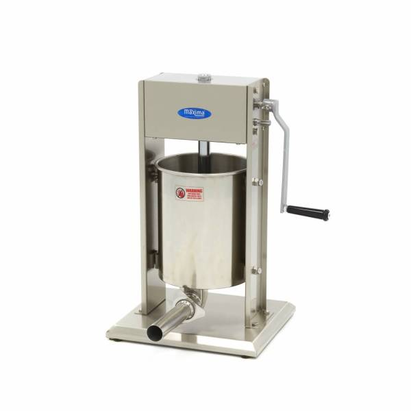maxima-sausage-filler-10l-vertical-stainless-steel