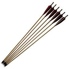 POC Wood Arrows