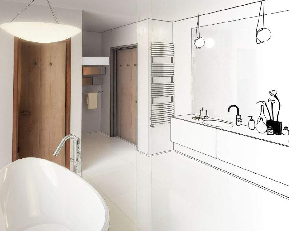 bathroom design and quote