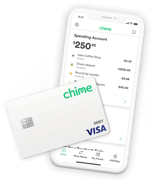 Chime Banking With No Hidden Fees And Free Overdraft