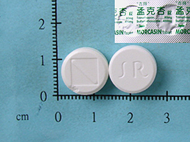 Sulfamethoxazole/Trimethoprim