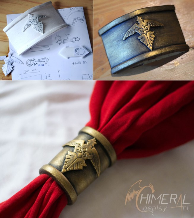 Sice cosplay jewel - FF Type0