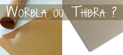 Tutoriel et review by Chimeral Cosplay Art : Thibra ou Worbla