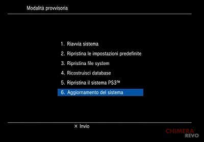 safemode ps3