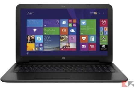 HP 250 G4 M9S72EA Notebook_ Amazon.it_ Informatica