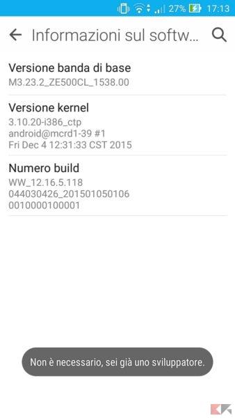 numero build