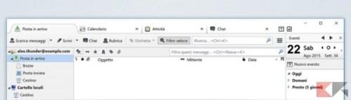 Thunderbird — Progettato per rendere più semplice la posta elettronica — Mozilla
