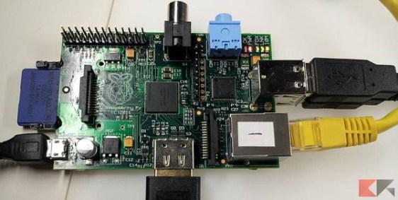 modifica Ps4 Raspberry PI
