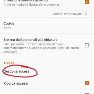 password firefox android