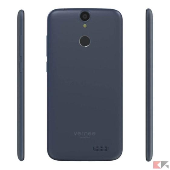 vernee thor - migliori smartphone cinesi con banda 20