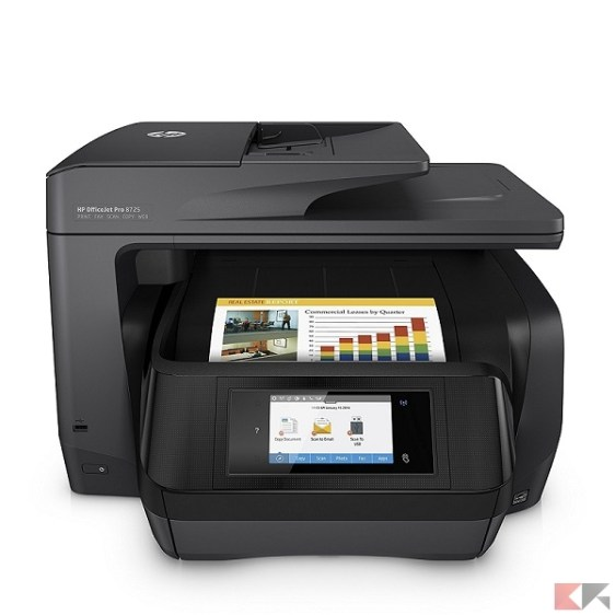Stampante multifunzione (All in One) - HP OfficeJet Pro 8725